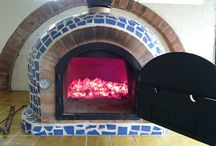 Wood Fired Pizza Ovens / Outdoor Wood Fired Pizza Ovens