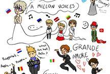 hetalia eurovision
