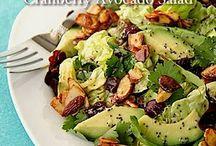 Salads / Salads / by Anna Sforza Bonilla
