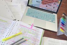 Study stuff/Organisation
