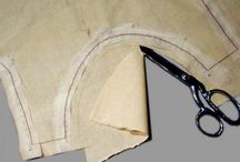Sew-collars and necklines