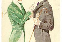 Tempera & Watercolor -
