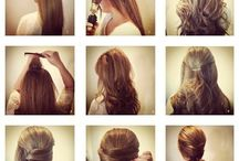 Hair,makeup ,nails