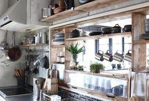 うちに似たキッチン