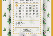 :: CALENDARIO 20.17 :: / Con motivo de nuestra obra en conjunto con la artista Consuelo Vidal, este nuevo año armamos un calendario para que lo puedas descargar y decorar el escritorio de tu Pc o tu celular.  Abajo de cada imagen encontraras el link de descarga. Guardalo en tu dipositivo y establecelo como fondo de escritorio! https://matrionablog.com/