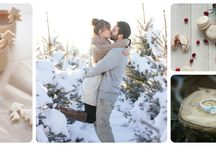 winter engaged session