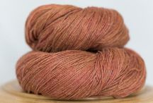 Sweet Paprika Yarns / To see all the hand-dyed colours and yarn bases offered by Sweet Paprika, please visit our website: https://www.sweetpaprikadesigns.com/collections/hand-dyed-yarn