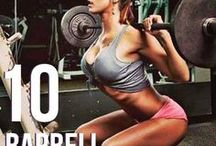 barbell exercises
