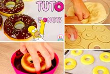 Beignets ou donut