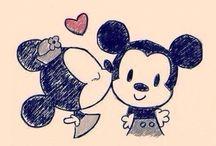 Disney zeichnug