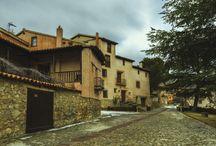 Pueblos de España / Selección de fotografías de los pueblos más bonitos que he visitado