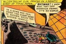 Meanwhile, Back in Gotham...