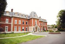 Fetcham Park / Fetcham Park house in Surrey. Luxury wedding venue.