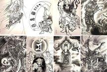Tatuajes / Tatoos / Tatuajes orientales