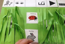 Habitats Theme / Preschool, kindergarten, early elementary theme / unit curriculum, crafts, songs, finger plays, printables, games, math, science, ideas. See also Zoo