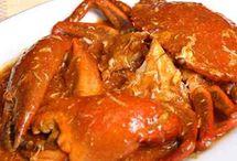Kepiting / Berikut ini ada beragam kreasi masakan seafood yang berasal dari kepiting maupun rajungan