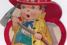 Love my fireman ❤ / by Angie McDaniel