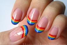 lisa loves NAIL POLISH / by Lisa Loves Rainbows