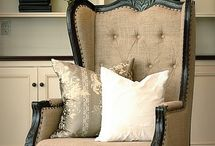 Cushioning my Fall / Upholstered pieces for inspiration