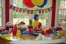 Birthday Ideas / by Sabrina Vincent Lewis