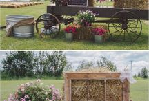 SPRING: Farm and rustic style