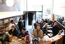 NYC Restaurants & Bars / by Amanda Molnar