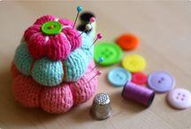 {Crafts} : Knit & Crochet