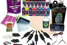 Tattoo Supplies We Love / by Joker Tattoo Supply www.JokerTattoo.net