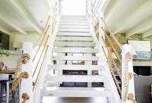 Hallways, stairways and corridors