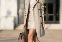 Trench coat inspiration