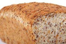 pão caseiro de aveia