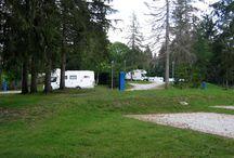 Campeggi e aree sosta camper
