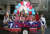 American Heritage Girls!