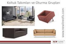 Koltuk Takımları ve Oturma Grupları / www.newlineofis.com