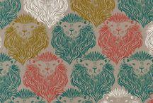 Illustration | Lions