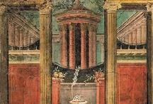 Fresce din Pompei şi