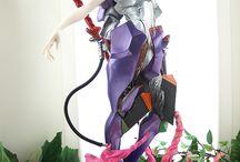 Rei Ayanami (Figura de Resina):