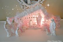 Shabby Chic Christmas / by Pam Parkerson Habib