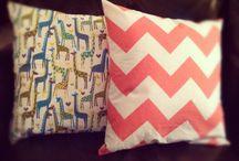 Pillows! So easy DIY!!!
