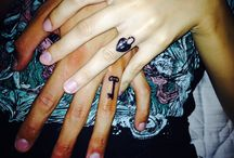 tattoos / by Kassandra Hernandez