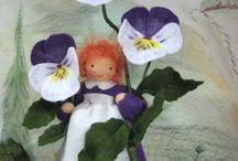 pupe e fiori