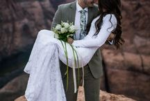 Grand Canyon wedd