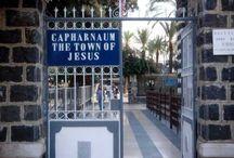Kafarnaum Jezus swoim domu w latach jego posługi: