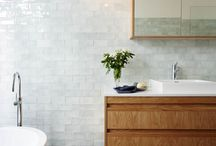 Tile Ideas - Bathrooms