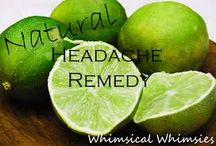 Headaches Natural Home Remedies / #Headaches Natural #Home Remedies - You may find relief from #headache pain without using #medication. alternative migraine and headache #treatments, such as herbal supplements at www.herbalist.com Helpful Remedies to Relieve Headache Pain