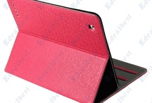 iPad 3 Leather Cases covers accessories / by Edealbest.com