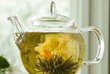 Blooming  Tea Pictures