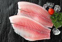 Frozen Tilapia Fillets / Frozenseafoodchina offers frozen seafood products such as cod, shrimp & frozen squid at the most affordable rates.