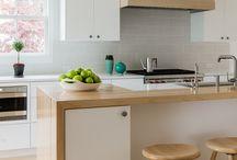 Kitchens / A new kitchen