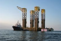 Magtymguly Collector Riser Platform / Ship Hull I Topside I Jacket I Jack-up Rig I Ship repair & refurbishments I Temporary support I Sea-fastening I Visit us at http://www.lkl.com.my